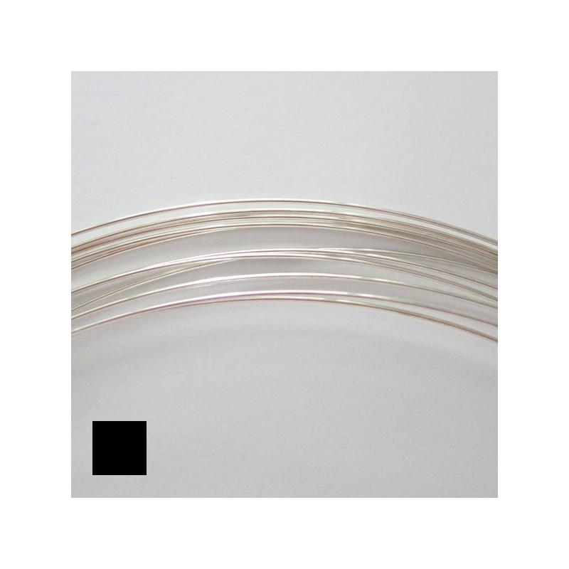 22 Gauge Square Half Hard Sterling Silver Wire - 1 Metre - Inspire ...