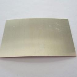Medium Sheet Solder for Sterling Silver - 5cm x 2.5cm