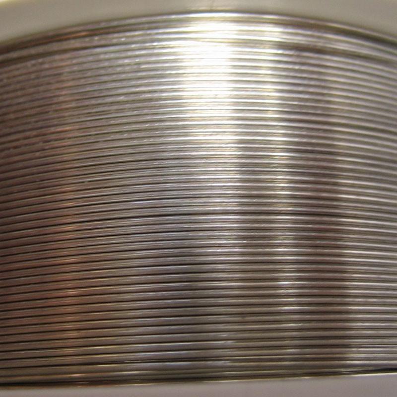 20 Gauge Nickel Silver Half Hard Round Wire 23 Metres