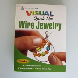Visual Quick Tips Wire Jewelry by Chris Franchetti Michaels
