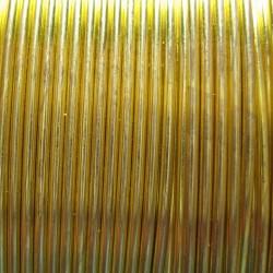 22 Gauge Jewellers Bronze Dead Soft Round Wire - 40 Metres