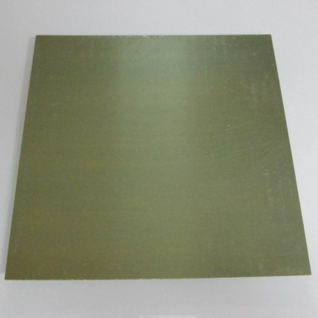 22 Gauge Jewellers Bronze Half Hard Sheet - 15cm X 15cm