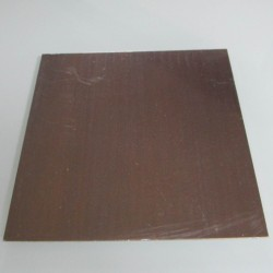 20 Gauge Copper Half Hard Sheet - 15cm X 15cm