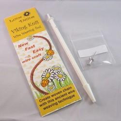 Lazee Daizee Viking Knit Tool - Small 6mm Mandrel