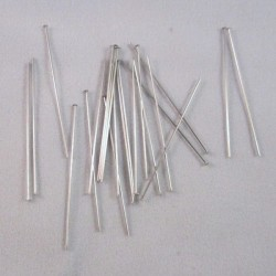 Head Pin 38mm Stainless Steel - Pack of 50