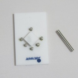 Diamond Connector Jig from Artistic Wire®