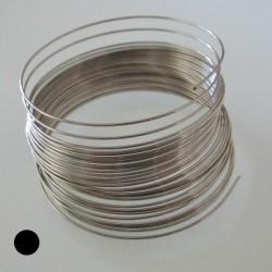 28 Gauge Stainless Steel Half Hard Round Wire - 16 Metres