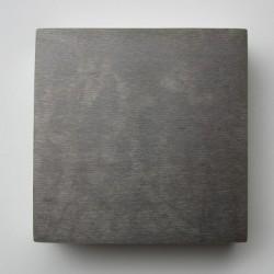 Solid Steel Block - 6.5cm x 6.5cm x 2cm