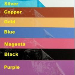 Anodised Aluminium Sheet Colour Comparison