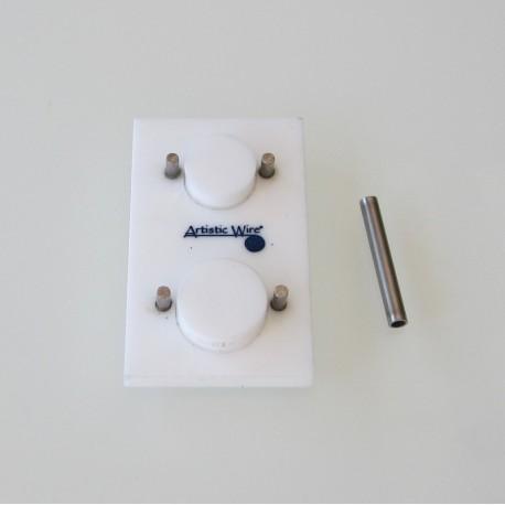 Open Earwire Jig from Artistic Wire®