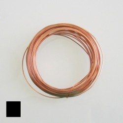 ParaWire 21ga Square Natural Copper Wire - 6.4 Metres