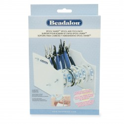 Beadalon Tools and Spool Tamer™ Rack