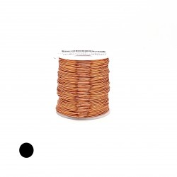 ParaWire 20ga Round Copper Wire with Anti Tarnish Coating - 90 Metres