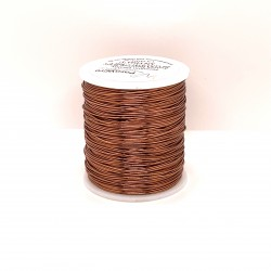 ParaWire 20ga Round Antique Copper Wire with Anti Tarnish Coating - 90 Metres