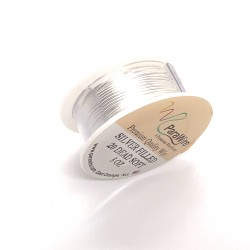20ga Round Dead Soft 10% Silver-Filled Wire - 2.8 Metres