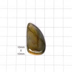 Labradorite Cabochon - 35x21x7mm Sold Individually