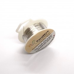 24ga Round Dead Soft 10% Silver-Filled Wire - 7.5 Metres