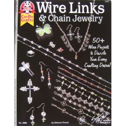 Wire Links & Chain Jewelry by Delores Frantz