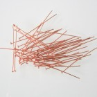 Inspire Withe Wire - Copper Head and Eye Pins